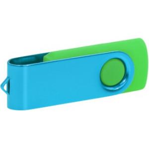 """Reklamní předmět """"Flashdisk USB 2.0"""" v barevné variantě růžová/růžová"""