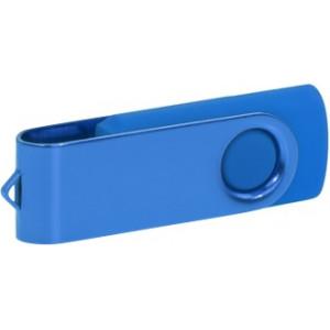 """Reklamní předmět """"Flashdisk USB 2.0"""" v barevné variantě oranžová/žlutooranžová"""