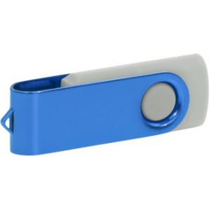 """Reklamní předmět """"Flashdisk USB 2.0"""" v barevné variantě červená/azurová"""