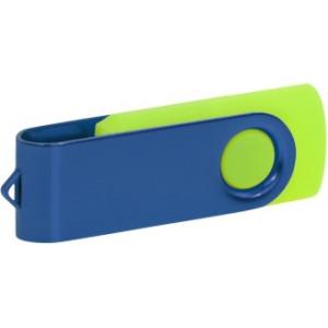"""Reklamní předmět """"Flashdisk USB 2.0"""" v barevné variantě červená/oranžová"""