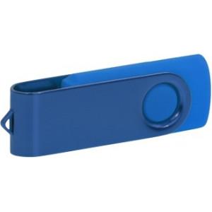 """Reklamní předmět """"Flashdisk USB 2.0"""" v barevné variantě červená/žlutooranžová"""
