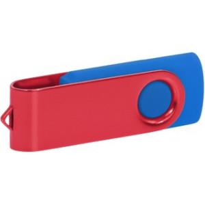 """Reklamní předmět """"Flashdisk USB 2.0"""" v barevné variantě olivová/žlutozelená"""