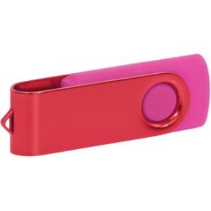 """Reklamní předmět """"Flashdisk USB 2.0"""" v barevné variantě olivová/námořnická modř"""