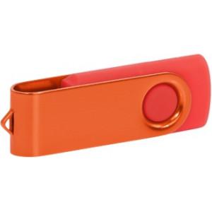 """Reklamní předmět """"Flashdisk USB 2.0"""" v barevné variantě ocelově modrá/námořnická modř"""