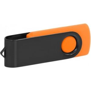 """Reklamní předmět """"Flashdisk USB 2.0"""" v barevné variantě černá/červená"""