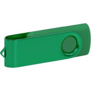 """Reklamní předmět """"Flashdisk USB 2.0"""" v barevné variantě námořnická modř/fialová"""
