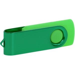 """Reklamní předmět """"Flashdisk USB 2.0"""" v barevné variantě námořnická modř/růžová"""