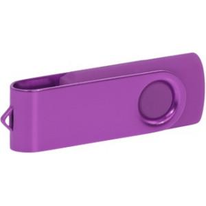 """Reklamní předmět """"Flashdisk USB 3.0"""" v barevné variantě fialová/fialová"""