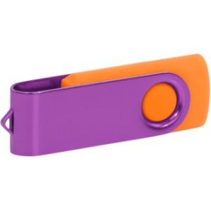 """Reklamní předmět """"Flashdisk USB 3.0"""" v barevné variantě fialová/červená"""