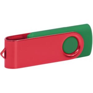 """Reklamní předmět """"Flashdisk USB 3.0"""" v barevné variantě oranžová/ocelově modrá"""