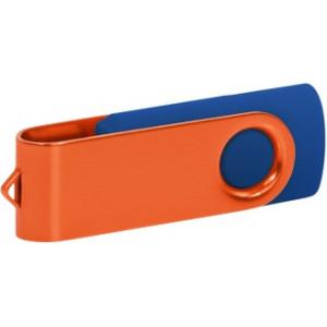 """Reklamní předmět """"Flashdisk USB 3.0"""" v barevné variantě červená/námořnická modř"""