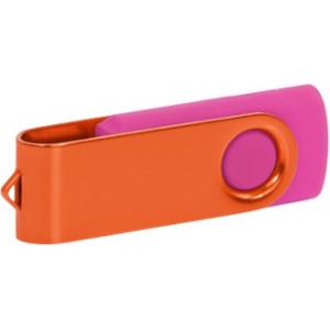 """Reklamní předmět """"Flashdisk USB 3.0"""" v barevné variantě červená/růžová"""