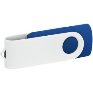 """Reklamní předmět """"Flashdisk USB 3.0"""" v barevné variantě bílá/fialová"""