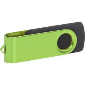 """Reklamní předmět """"Flashdisk USB 3.0"""" v barevné variantě olivová/černá"""
