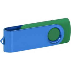 """Reklamní předmět """"Flashdisk USB 3.0"""" v barevné variantě námořnická modř/ocelově modrá"""
