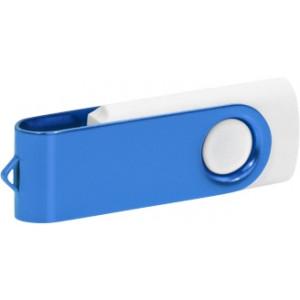 """Reklamní předmět """"Flashdisk USB 3.0"""" v barevné variantě námořnická modř/bílá"""