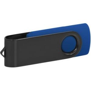 """Reklamní předmět """"Flashdisk USB 3.0"""" v barevné variantě černá/fialová"""