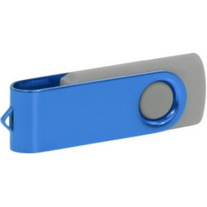 """Reklamní předmět """"Flashdisk USB 3.0"""" v barevné variantě námořnická modř/šedá"""