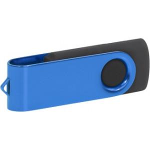 """Reklamní předmět """"Flashdisk USB 3.0"""" v barevné variantě námořnická modř/černá"""
