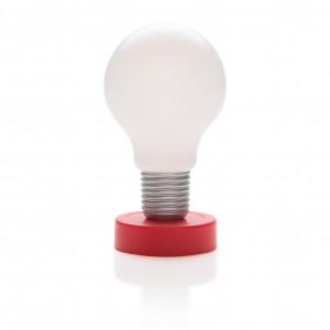 """Reklamní předmět """"Dotyková lampa"""" v barevné variantě červená"""