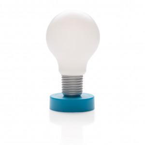 """Reklamní předmět """"Dotyková lampa"""" v barevné variantě modrá"""