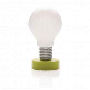 """Reklamní předmět """"Dotyková lampa"""" v barevné variantě tmavě zelená"""