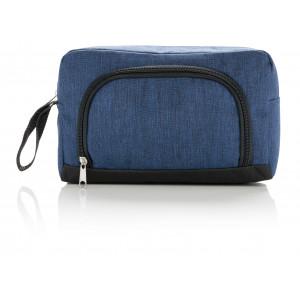 """Reklamní předmět """"Toaletní taška"""" v barevné variantě modrá"""