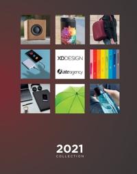 Nový designový katalog KATE XDdesign 2021.